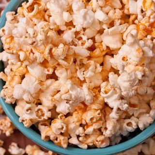 Spicy Cinnamon-Sugar Popcorn