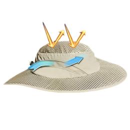 Palarie Arctic Hat, protectie UV si racire, reglabila, marime universala