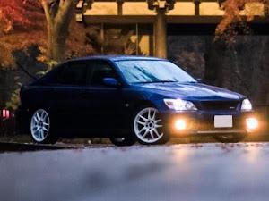 アルテッツァ SXE10 RS200 Zエディション 11年式のホイールのカスタム事例画像 ひゅーまささんの2018年12月23日17:59の投稿