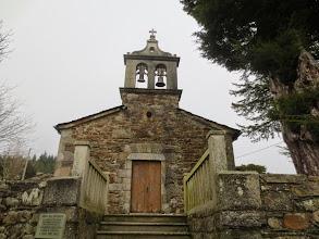 Photo: Iglesia de Santiago de A Fontaneira.