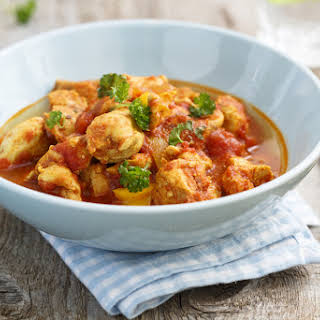 RecipeSlow Cooker Chicken & Vegetable Curry.