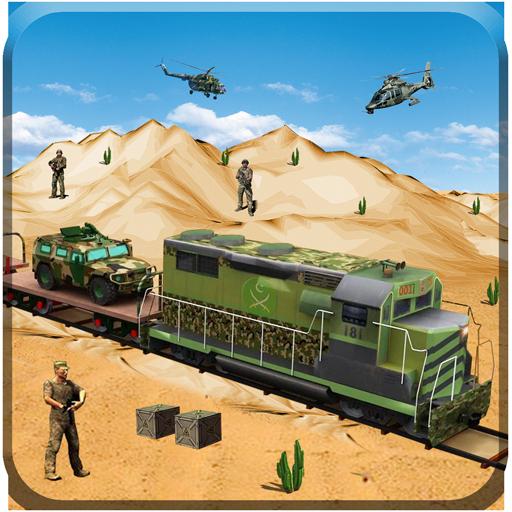 Army Train Driving Simulator 2018 Free