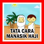 TATA CARA MANASIK HAJI Icon