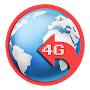 3G - 4G Fast Internet Browser icon