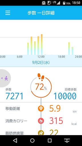 My Tracker for walk screenshot 1
