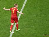 """De Bruyne surprend: """"J'avais une déchirure au ligament"""""""