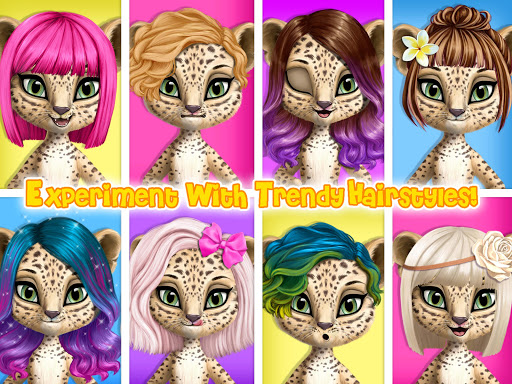 Animal Hair Salon Australia - Funny Pet Haircuts app (apk) free download for Android/PC/Windows screenshot
