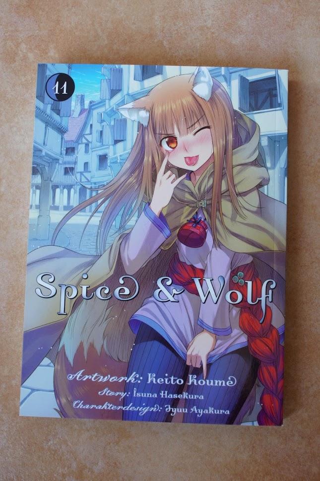 Planet Manga Spice Wolf 11
