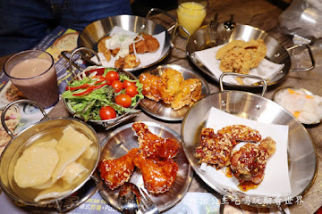 咕咕家韓式炸雞