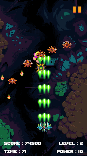 Alien Attack: Galaxy Invaders apkmr screenshots 7