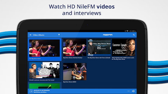 NileFM- screenshot thumbnail