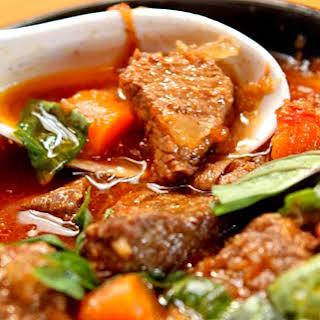 Vietnamese Beef Stew – Bò Kho.