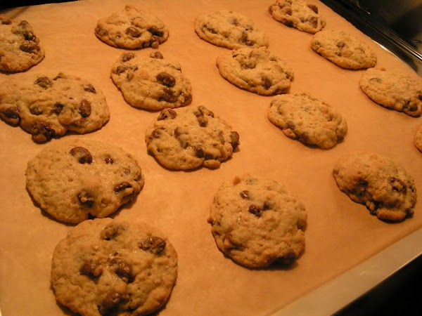 Bake at 350 degrees for 10 to 12 minutes.  The cookie should be...