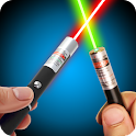 Laser Pointer War Joke icon