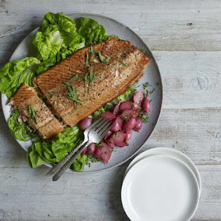 Smoke-Roasted Salmon