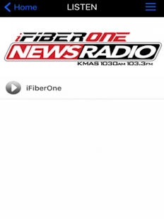 iFiberOne- screenshot thumbnail