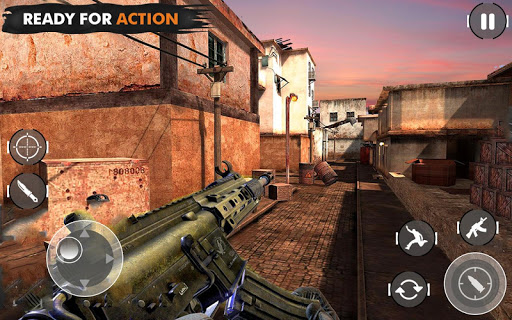 offline shooting game: free gun game 1.4.6 screenshots 7