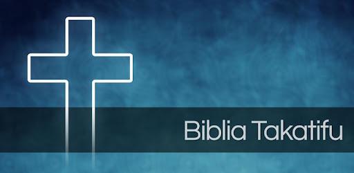 Biblia Takatifu Ya Kiswahili Swahili Bible On Windows Pc Download Free 1 0 0 Biblia Takatifu Kiswahili Swahili Bible