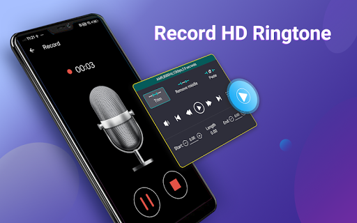 Ringtone Maker - Mp3 Editor & Music Cutter 2.5.7 screenshots 17