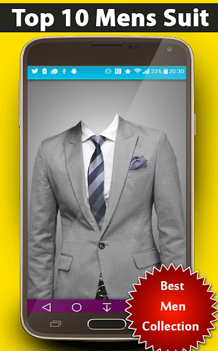 Top 10 Mens Suit