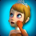 Talking Princess Free icon