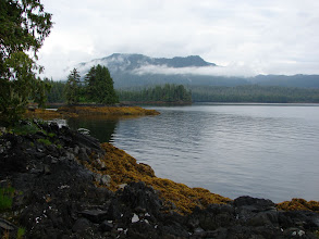 Photo: View southeast from Change Island.