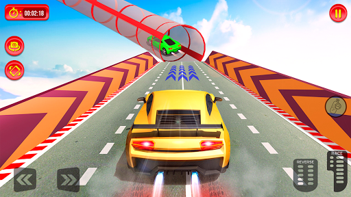 Ramp Car Stunt Racing : Impossible Track Racing 1.0.1 screenshots 9