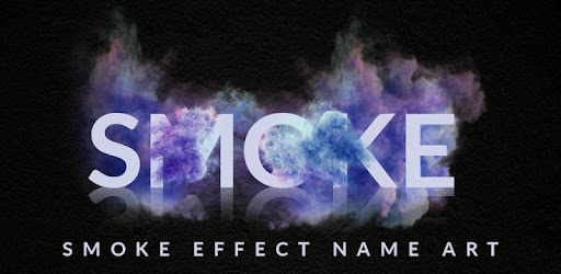 Smoke Effect Name Art for PC
