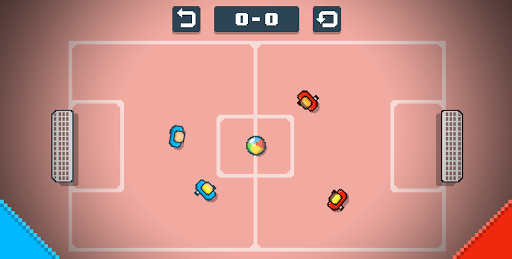 Socxel | Pixel Soccer | PRO game for Android screenshot