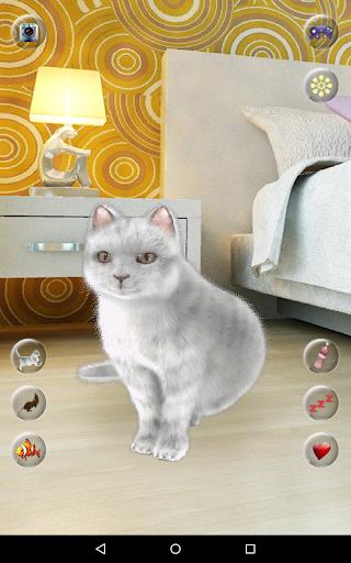 Talking Cute Cat 1.2.3 screenshots 8