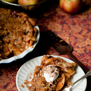 Brandied Apple Pie