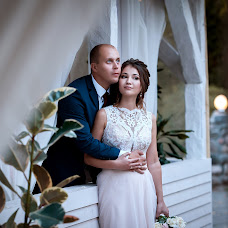 Wedding photographer Viktoriya Nosacheva (vnosacheva). Photo of 09.10.2018