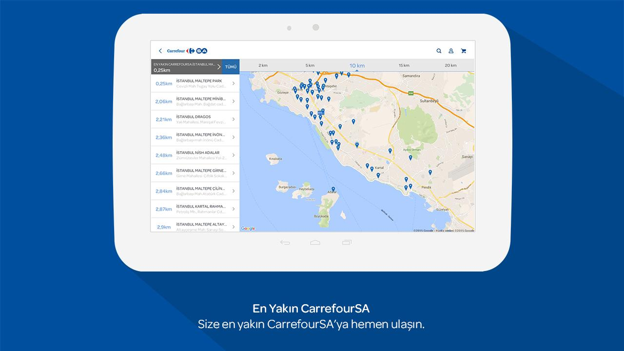 CarrefourSA- screenshot
