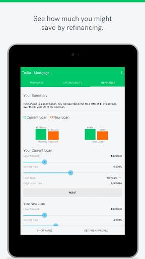 Trulia Mortgage Calculators  screenshots 8