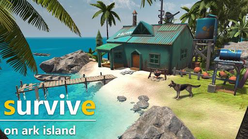Ark Island Survival Games: Built, Craft and Hunt!  captures d'écran 1