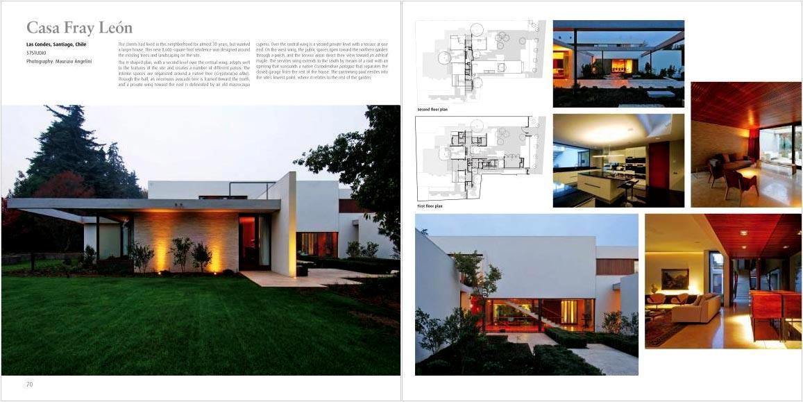 Photo: 21st Century Houses: 150 of the World's Best / Images Publishing / Australia / 2010
