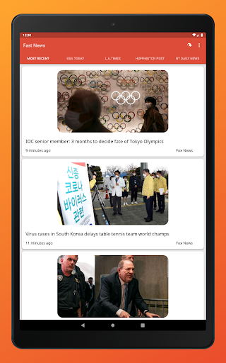Fast News 3.5.5 Screenshots 13