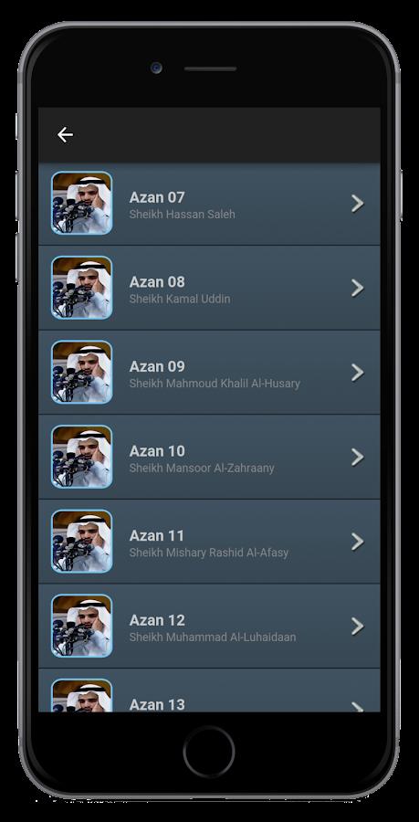 Azan Prayer Mp3