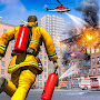 City Fire Fighter Airplane 911 Rescue Heroes