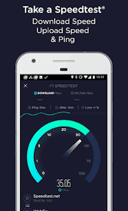 Speedtest by Ookla Mod Apk 4.5.27 [Premium Features Unlocked] 1
