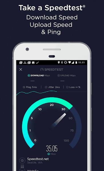 Download APK: Speedtest by Ookla v4.4.27 [Premium]
