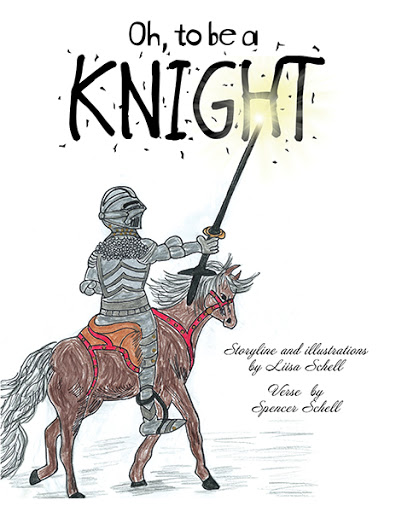 Oh, to be a Knight cover