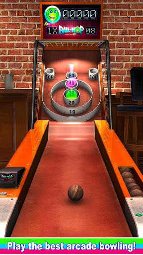 Télécharger Ball-Hop Bowling - The Original Alley Roller APK MOD (Astuce) screenshots 1
