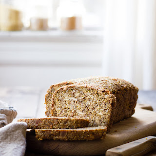 Multi-Grain Nut + Seed Bread (gluten-free + vegan)