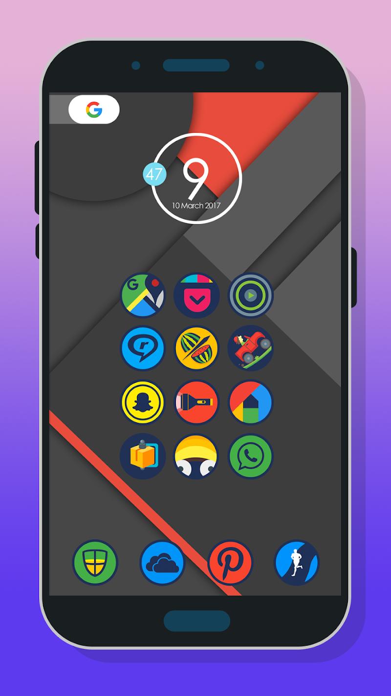 Aron Icon Pack Screenshot 3