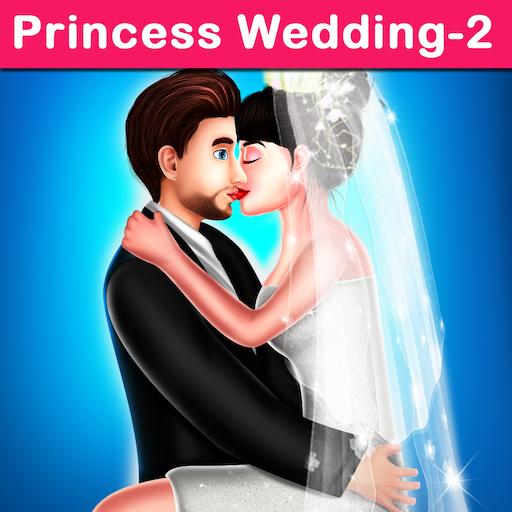 Princess Wedding Bride Part 2