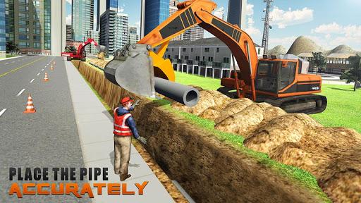 Heavy Excavator Simulator 2016  screenshots 3