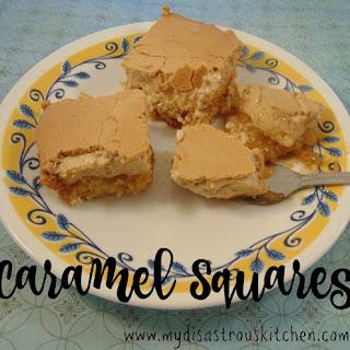 Baking Caramel Squares Recipes