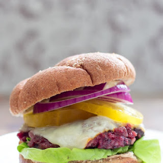 Chipotle Cherry Burger