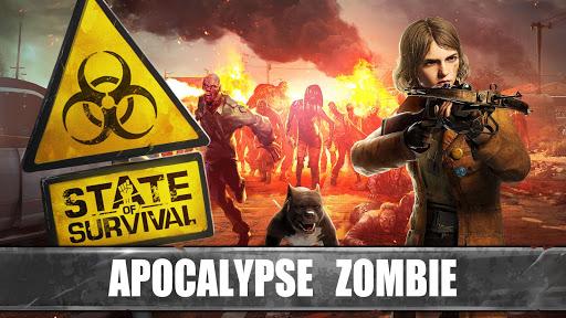State of Survival: Combat Contre Les Zombies En 3D captures d'u00e9cran 1